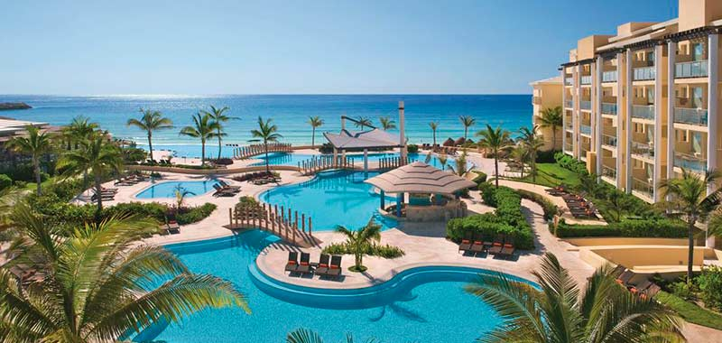 Now Jade  Riviera Cancún  All Inclusive