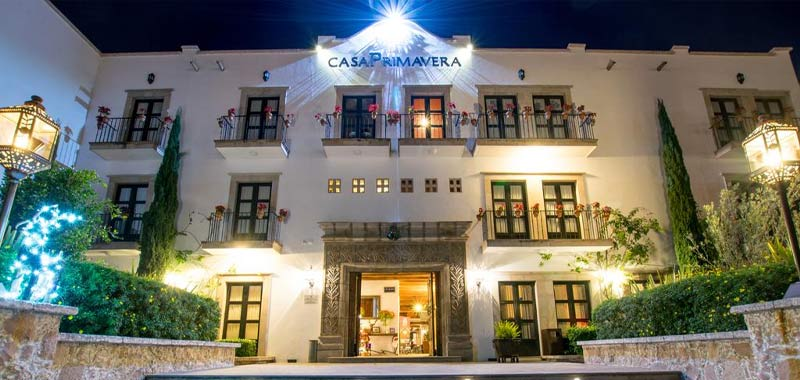 Casa Primavera Hotel Boutique & Spa