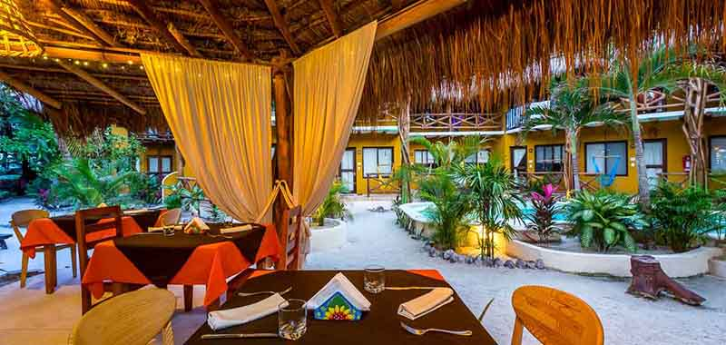 Holbox Dream beach front hotel by Xperience Hotels