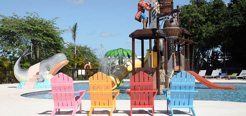 Family Club at Grand Riviera Princess All Suites and Spa Resort