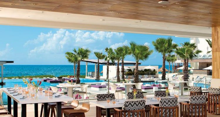 Breathless Riviera Cancun Resort And Spa